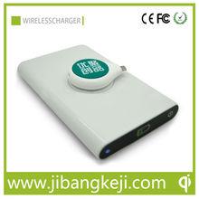 Qi transmisor inalámbrico cargador para el teléfono inteligente