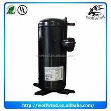 Approvisionnement sanyo réfrigération et d'échange de chaleur pièces compresseur, 4.5hp C-SB353H8A sanyo compresseur, Défilement hermétique compresseur r22