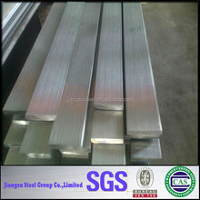 ISO CERTIFICATED FACTORY SALES -STAINLESS STEEL SS304 HRAP FLAT BARS, NO.1 FINISH, PLAIN END X 6M