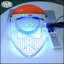 YYR led light therapy machine/led skin care equipment/blue green red light therapy