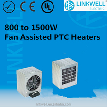electrical control panel cabinet heater