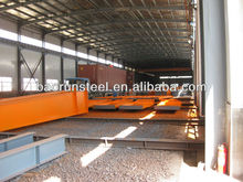 BaoRun sandwich panel cheap steel structure warehouse
