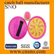 wholesale custom promotional velcro catch ball