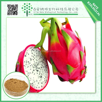 Factory supply low price Pure Organic Pitaya Fruit Extract 5:1 from China supply