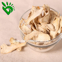High Quality USA Standard Dehydrated Ginger Sliced
