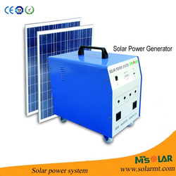 Mutian Portable Solar Power Systerm Kits/camping kits home use solar system