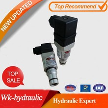 Idraulico di alta qualità prezzo filtro di pressione indicatori di wk-01