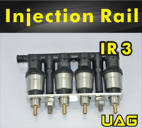 4 cylinder CNG LPG Rail Injector IR3