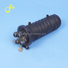 24 core ABS dome type 2 in 2 out fiber optic splice closure