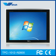 12 inch TPC-1012 Full IP65 industrial touch screen panel pc