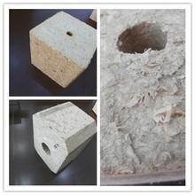 wood shavings block making machine/wood chips block machine