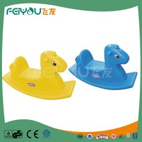 Toy Animal And Children Hobbies Games Zhejiang Rocking Kid Riding Horse Toy From Factory FEIYOU