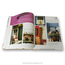 high quality photograph hard cover book printing with jacket