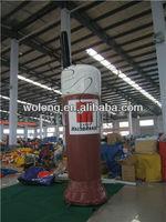 inflatable bottle for advertising, giant display bottles