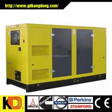 125Kva Sient Diesel Generator With Cummins Engine