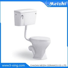 Heat resisting porcelain toilet freshener