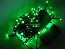 wholesale Holiday Outdoor RGB 100 LED String Lights 10M Christmas Wedding Party Decorations Lighting DHL heavy duty christmas d