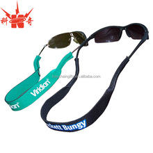 Hot sale fashion printing polyester neoprene sunglasses lanyard