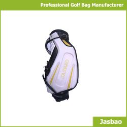 Portable Yellow&Green OEM Golf Cart Bags