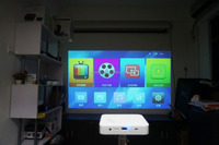 video projector mobile phone with WIFI and DLNA