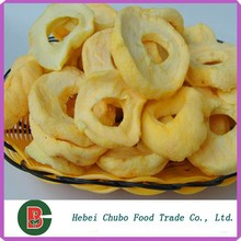 dried fruits/dried apple rings/high quality dried apple rings with good taste