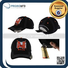 New 2015 Bottle Opener Baseball Cap With Bottle Opener