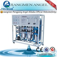Compact PLC control automatic natural water purifier