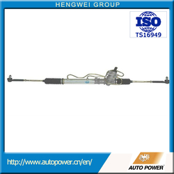 LHD Toyota Hiace KDH200 2005 Power Steering Gear with OEM:44250-26480 Hiace Auto Parts