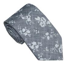 Hand print necktie custom linen special fabric necktie for man