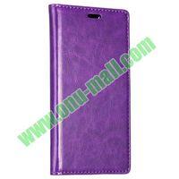 Crazy Horse Texture Flip Leather Case for xiaomi mi3 case
