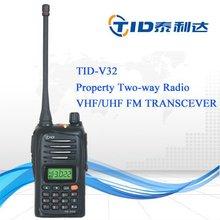 TD-V32 keypad 5watts fm radio 199channels long 99 channels walkie talkie