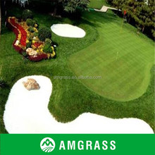 Artificial Decorative Golf Plastic Green Grass For Home Leisure (AC2-12PA)