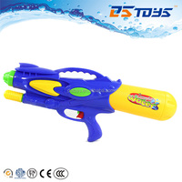 China toys plastic pump blue big water guns for sale