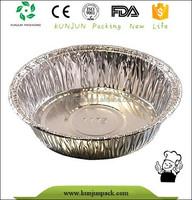 Y40035 Round aluminum foil food for kitchen