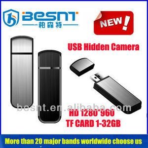 1-16g oem y odm cmos de la cámara usb mini cámara oculta cámara cctv bs-s828