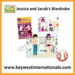 Jessica and Jacob's Wardrobe