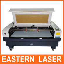 Double laser head co2 paper a4 laser cutting machine