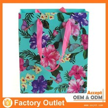newest made in china birthday gift packaging bag