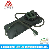 Hydration bladder camping water bag for hiking