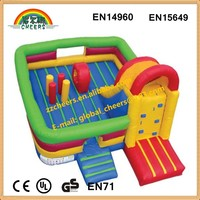 High quality inflatable castle for sale, climbing castle