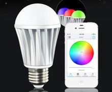 Philips controlled Hue Lux led light bulb