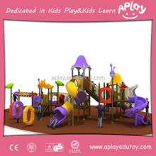 Zero bad review Aplay outdoor playground equipment kids dream wooden playset