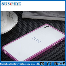 for htc desire bumper case, bumper case for htc desire eye, metal bumper for htc 816