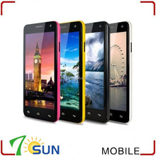 4.5inch Android 4.4.2 MTK6582 Quad Core AT&T Unlocked Smartphone W330 android mobile 4gb ram