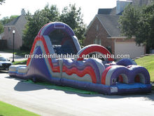 obstacle course inflatables for team building M5003