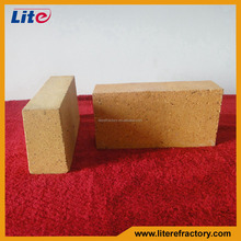 manufacture different volume density fire clay brick for cupola furnace