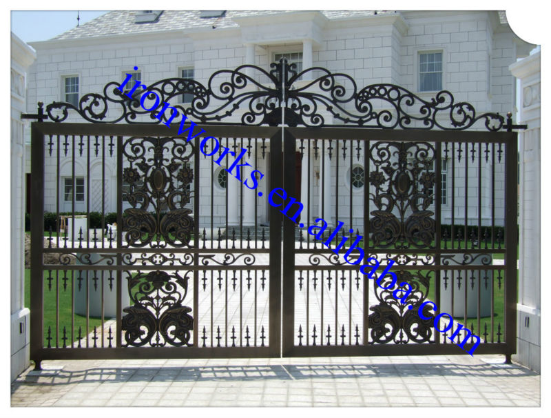 Main Entrance Gate Design Main Iron Gate Design Iron