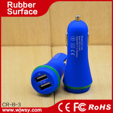 Free Samples Fast Charging gps tracker with cigarette lighter and car charger for Ipad Ipod Ipad Touch