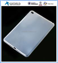 Clear Soft TPU Gel Silicone Bumper Case Skin Cover for Apple iPad mini 4