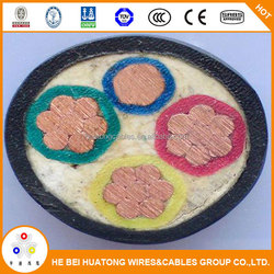 PVC insulation 25mm electric cable with CE certificate